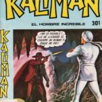 Kalimán y El Principe de la Selva Historieta #301