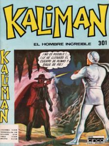 Kalimán y El Principe de la Selva