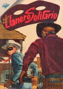 Llanero Solitario Historietas Viejas