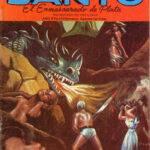 Santo el Enmascarado – Prisionero en el Submarino Historieta #104