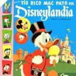 Cuentos Disney-Tio Rico en Disneylandia-Edición Especial 100 páginas
