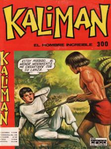 Kaliman El Viaje Extraordinario Nro. 01 Historieta # 300